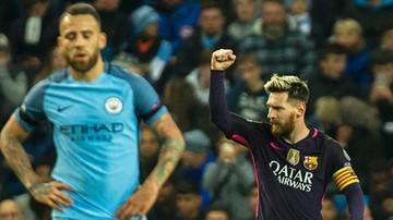 2016-11-02 Awantura w Manchesterze. Aguero rozdzielał Messiego i graczy City
