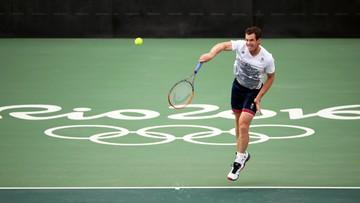 03-08-2016 22:06 Andy Murray chorążym reprezentacji Wielkiej Brytanii w Rio