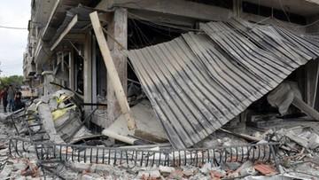 26-05-2017 17:25 80 członków rodzin dżihadystów zginęło w ataku koalicji w Syrii