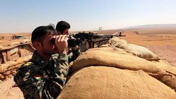 14-10-2016 13:03 Wyszkoleni przez Turków żołnierze mają pomóc wygrać z Państwem Islamskim
