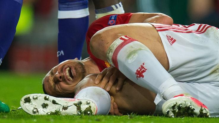 2017-04-23 Ibrahimović zakończy karierę? Znamy oficjalną diagnozę!