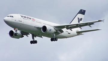 USA zgodziły się na dostarczenie Iranowi samolotów