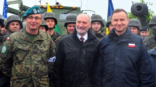 Magierowski: Prezydent uważa, że do tej pory wymiana kadr w armii postępuje spokojnie, nie ma zagrożenia destabilizacją