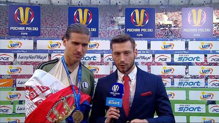 Prijovic: Postanowiłem skopiować Zlatana