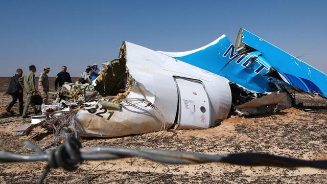 Minister obrony Izraela: Dżihadyści prawdopodobnie winni katastrofy samolotu