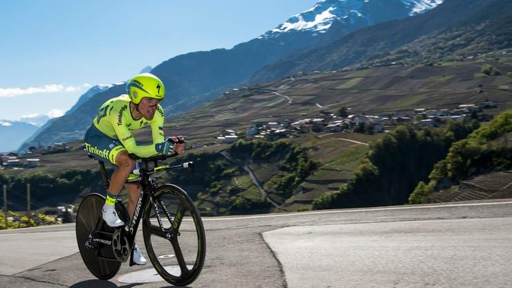 Czterech polskich kolarzy na starcie Giro d'Italia