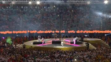 2015-06-28 Fajerwerki i dyskoteka w Baku. Efektowna ceremonia zakończenia IE!