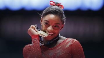 2017-03-02 Czterokrotna złota medalistka igrzysk olimpijskich w Rio będzie... tancerką