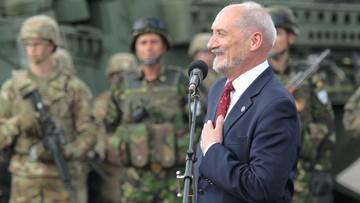25-08-2017 16:41 Macierewicz: Polska jest gotowa do rozmów z USA na temat zaangażowania w Afganistanie