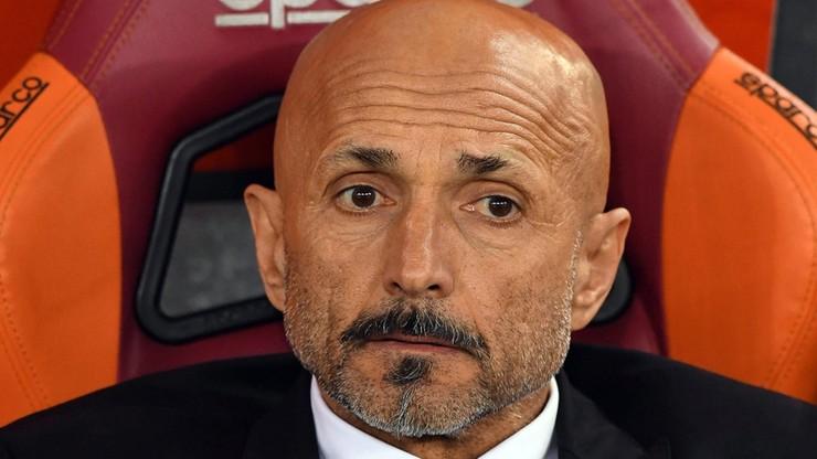 Spalletti: Totti? Ja myślę o zwycięstwie