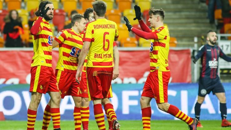 Ekstraklasa: Kluczowa będzie dyspozycja fizyczna Jagiellonii