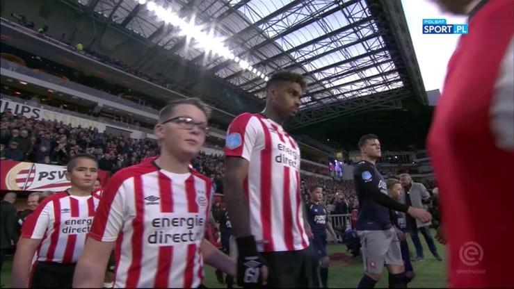 PSV Eindhoven - Twente 4:3. Skrót meczu