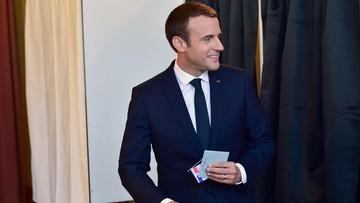Oficjalny wynik wyborów we Francji: partia Macrona zdobyła 308 mandatów