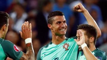 Euro 2016: Ponad 4,1 mln widzów oglądało mecz Portugalia - Walia w Polsacie i Polsacie Sport