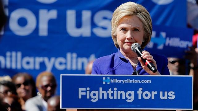 Hillary Clinton zapewniła sobie nominację prezydencką Demokratów