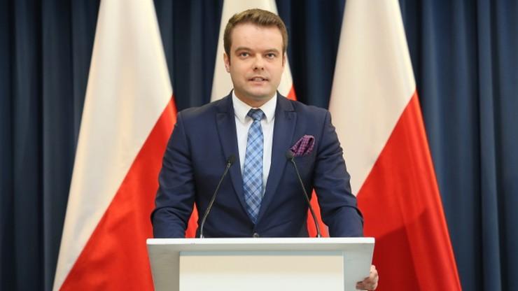 Bochenek: rząd otrzymał projekt wytycznych ws. Brexitu