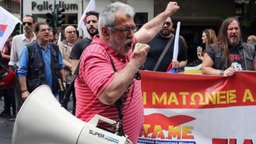 17-05-2017 10:50 Grecja: kolejne grupy zawodowe dołączyły do strajku generalnego