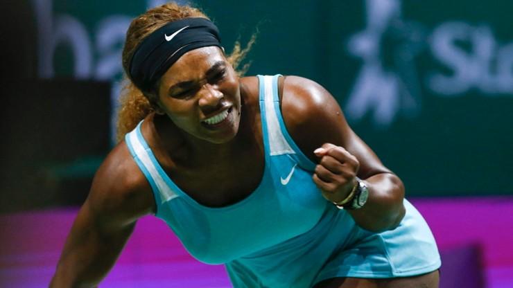 Serena Williams zakończy sezon na 1. miejscu