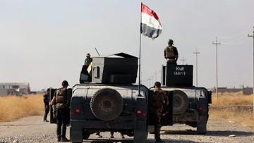 21-10-2016 23:08 Dżihadyści wyparci z kolejnych miejscowości. Siły iracko-kurdyjskie coraz bliżej Mosulu