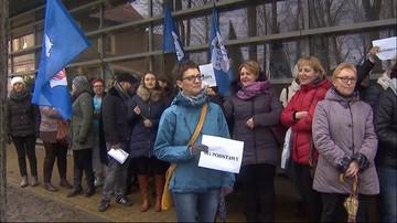 Pielęgniarki odeszły od łóżek pacjentów. Strajk w szpitalu Jana Pawła II w Krakowie