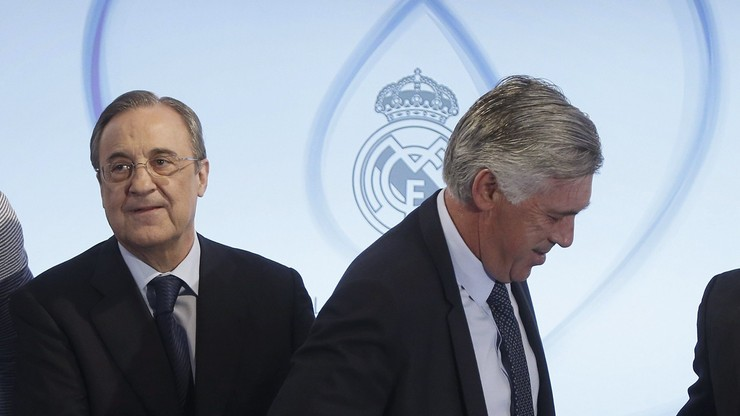 Ancelotti wraca do Milanu?
