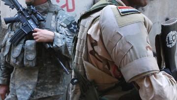 30-01-2017 22:49 Pentagon obiecuje pomoc Irakijczykom, którzy pracowali dla USA