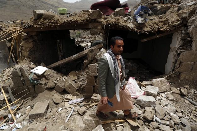 Czerwony Krzyż wzywa do zawieszenia broni w Jemenie