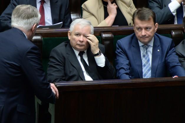 Członek komisji wyborczej złożył doniesienie na Kaczyńskiego