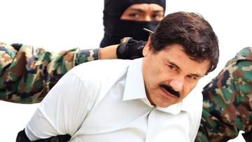 """20-01-2017 05:15 Król narkotykowy """"El Chapo"""" już w rękach Amerykanów"""