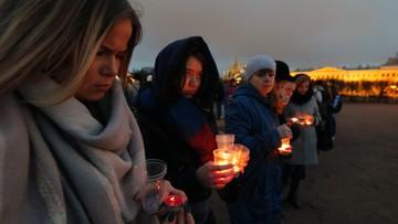 05-04-2017 21:38 Eksperci: zamachowiec z metra w Rosji mógł nie wiedzieć o ładunku w plecaku