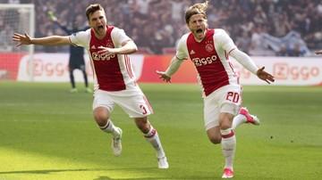 2017-04-02 Ajax lepszy w hicie! Walka o mistrzostwo Holandii ciągle otwarta