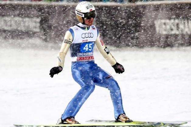 TCS: Żyła drugi na treningu, rekord skoczni Jacobsena