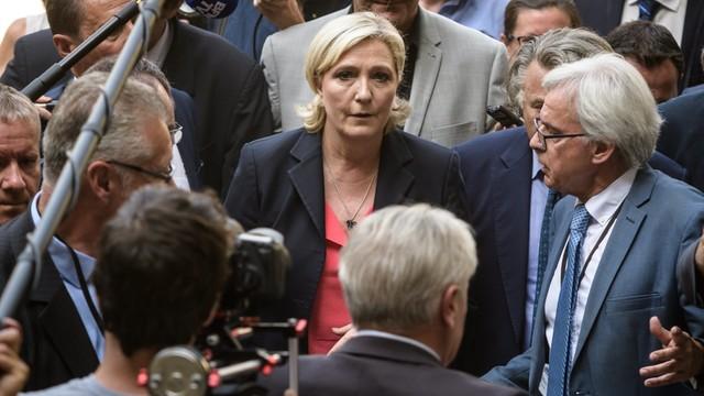 Francja: Marine Le Pen usłyszała zarzuty