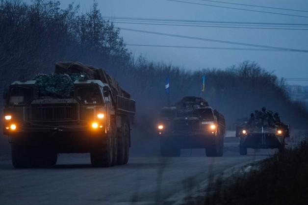 Moskwa grozi atakiem na Kijów