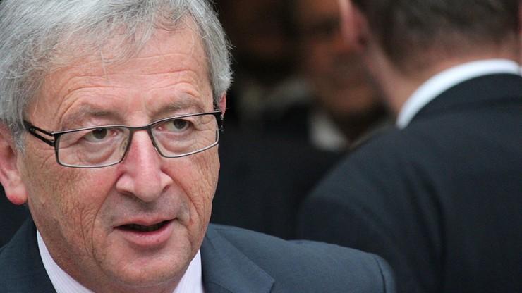 """Juncker: Wielka Brytania otrzyma """"słony rachunek"""" za wyjście z UE"""