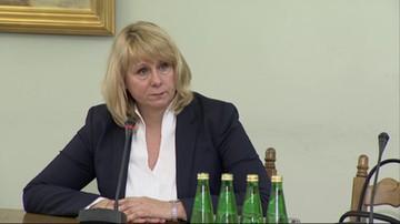 Była funkcjonariuszka KWP w Gdańsku przed komisją ws. Amber Gold