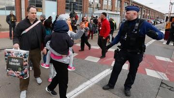 MSZ ostrzega Polaków: w Belgii najwyższy stopień zagrożenia terrorystycznego