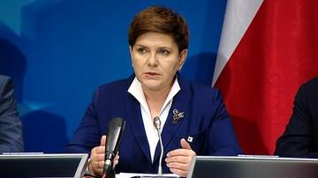 18-03-2016 17:51 Premier Szydło o porozumieniu ws. imigrantów: spełnia wszystkie oczekiwania Polski