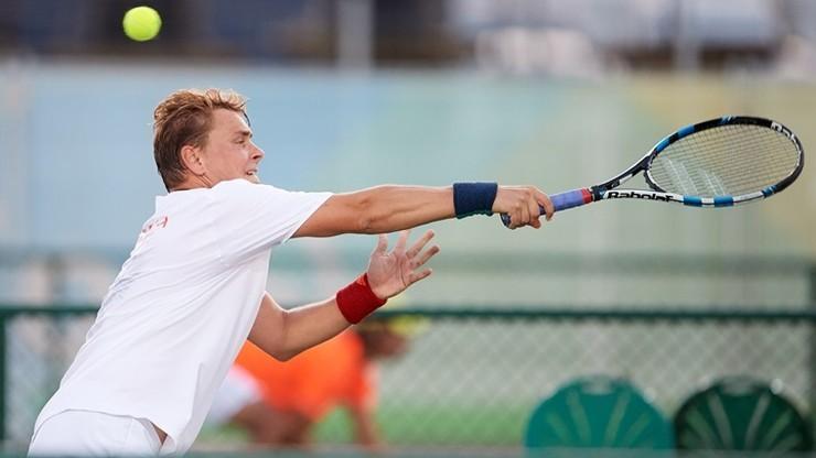 ATP w Auckland: Porażka Matkowskiego w ćwierćfinale debla