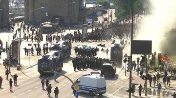 08-08-2017 13:36 Polak pierwszym oskarżonym za udział w ulicznych zamieszkach podczas szczytu G20 w Hamburgu