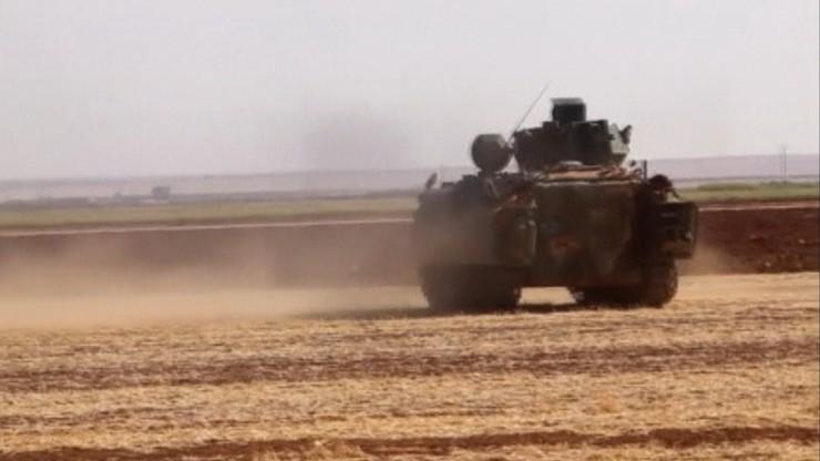 Padła ostatnia pozycja państwa islamskiego przy granicy z Turcją