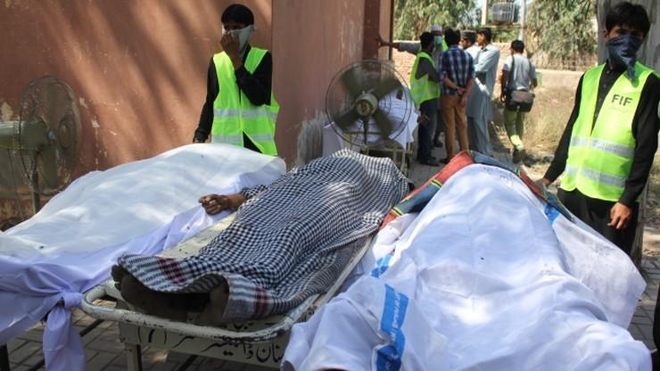 """20 ofiar mordu rytualnego w Pakistanie. Sprawca """"niestabilny psychicznie"""""""