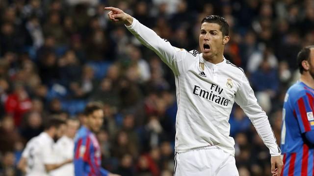 Cristiano Ronaldo: prawdę mówiąc, nie wiem zbyt wiele o Legii