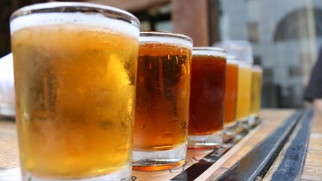 06-03-2016 19:45 Polacy pokochali piwa rzemieślnicze. Tylko w zeszłym roku pojawiło się 1200 nowych rodzajów