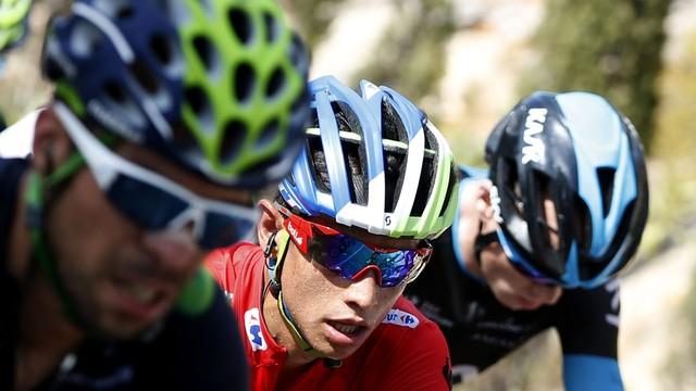 Vuelta a Espana: Sbaragli wygrał etap, w czołówce bez zmian
