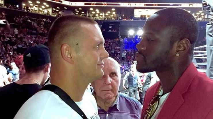 """Konferencja w Alabamie - Wilder: """"Przetestuję prawą rękę!"""". Wawrzyk: """"Chcę być mistrzem świata!"""""""