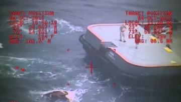 07-10-2015 23:09 Straż Przybrzeżna USA: Koniec  poszukiwań zaginionych z El Faro