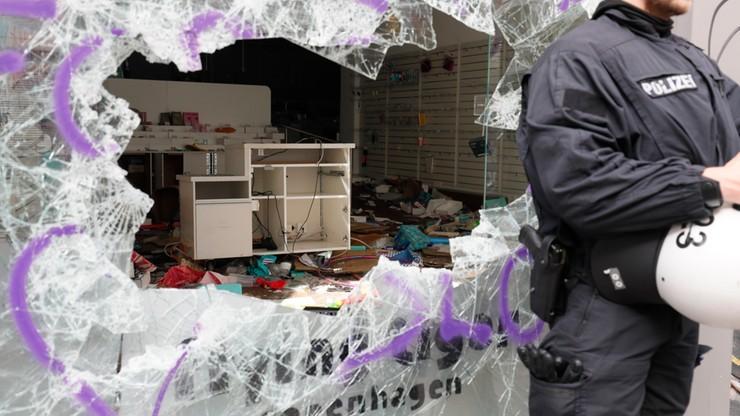 """""""Zagrożenie ze strony przestępczego środowiska lewicowego jest od lat bagatelizowane"""". Policyjny związkowiec krytykuje władze Hamburga"""