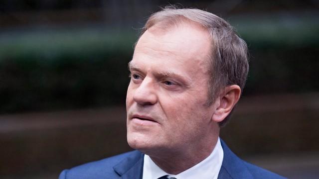 Tusk: Bez ochrony granic UE strefa Schengen stanie się historią