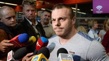 03-03-2017 19:15 Zieliński nie chce przepraszać kibica za doping. Odrzucił propozycję ugody